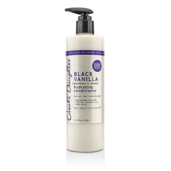 Carol's Daughter Black Vanilla Moisture & Shine Hydrating Conditioner (For Dry, Dull & Brittle Hair)