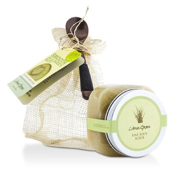 Farmhouse Fresh Fine Body Scrub - Citrus Grass