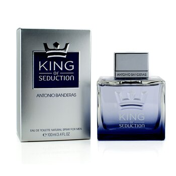 Antonio Banderas King Of Seduction Eau De Toilette Spray