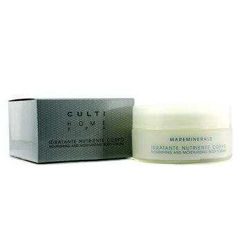 Culti Home Spa Nourishing and Moisturizing Body Cream