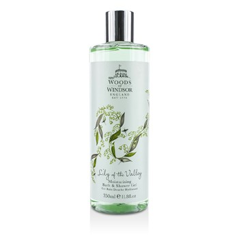Woods Of Windsor Lily Of The Valley Moisturising Bath & Shower Gel