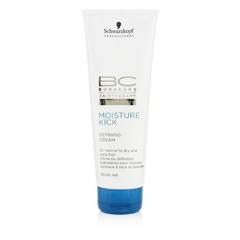 Schwarzkopf BC Moisture Kick Defining Cream (For Normal to Dry and Curly Hair)