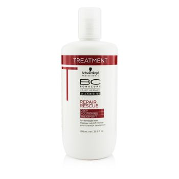Schwarzkopf BC Repair Rescue Deep Nourishing Treatment (For Damaged Hair)