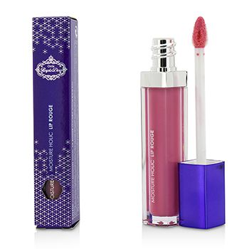 Ottie Purple Dew Moisture Holic Lip Rouge - #02 Kiss Pink
