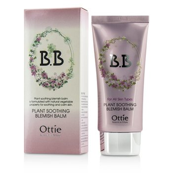 Ottie Plant Soothing Blemish Balm