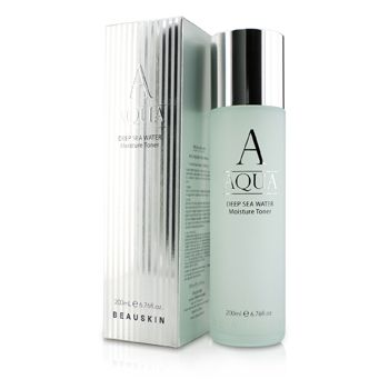 BEAUSKIN Aqua Deep Sea Water Moisture Toner