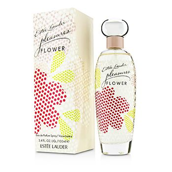 Estee Lauder Pleasures Flower Eau De Parfum Spray