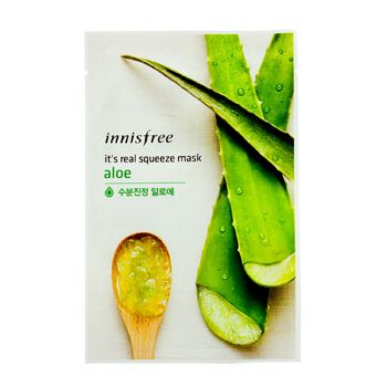 Innisfree Its Real Squeeze Mask - Aloe
