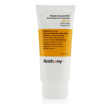 Anthony Logistics For Men Facial Moisturizer SPF 30