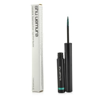 Shu Uemura Metal Ink Liquid Eye Liner - #Me Light Green