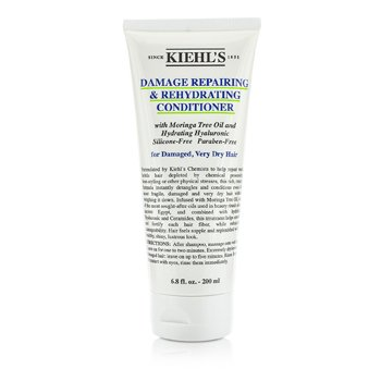 Kiehl's Damage Repairing & Rehydrating Conditioner (For Damaged, Very Dry Hair)