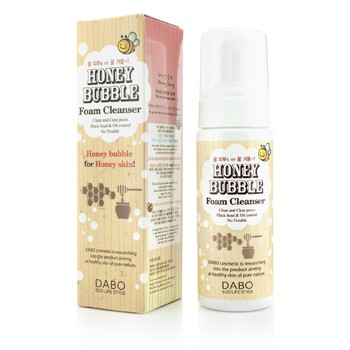 Dabo Honey Bubble Foam Cleanser