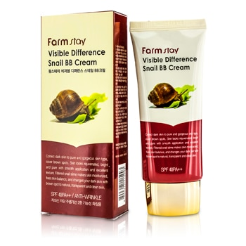 Farm Stay Visible Difference Snail BB Cream SPF 40 PA++