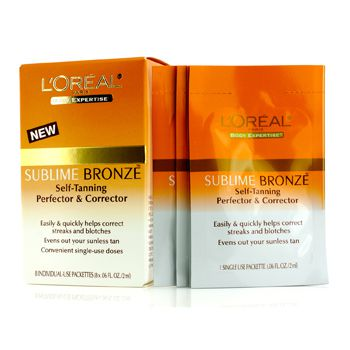 L'Oreal Sublime Bronze Self-Tanning Perfector & Corrector