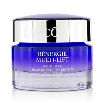 Lancome Renergie Multi-Lift Redefining Lifting Cream SPF15 (For Dry Skin)
