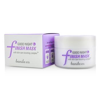 Banila Co. Good Night Finish Mask with Skin-Care Boosting Complex