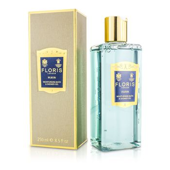 Floris Fleur Moisturising Bath & Shower Gel