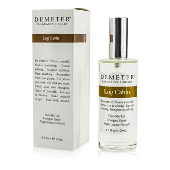 Demeter Log Cabin Cologne Spray