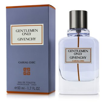 Givenchy Gentlemen Only Casual Chic Eau De Toilette Spray