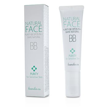 Banila Co. Natural Face Purity BB SPF35 (For Sensitive Skin) - Bare Natural
