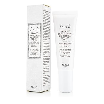 Fresh Peony Brightening UV Shield SPF 50+ PA++