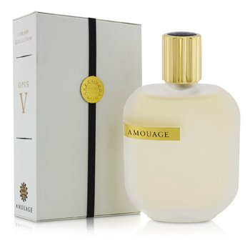 Amouage Library Opus V Eau De Parfum Spray