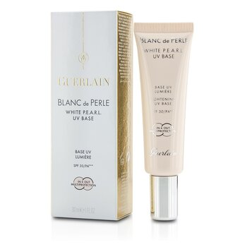 Guerlain Blanc De Perle White P.E.A.R.L. Lightening UV Base SPF30