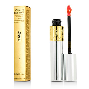 Yves Saint Laurent Volupte Tint In Oil - #02 Oh My Gold