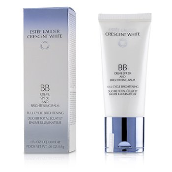 Estee Lauder Crescent White Full Cycle Brightening BB Creme & Brightening Balm SPF 50/PA++++