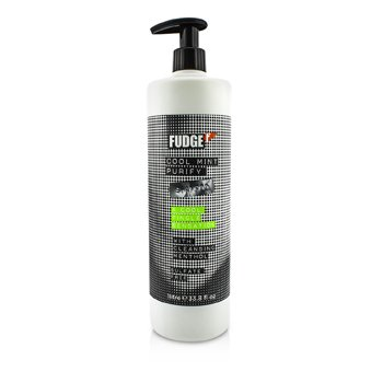 Fudge Cool Mint Purify Shampoo (A Cool Tingle Sensation)