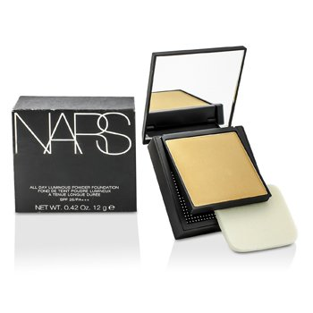 NARS All Day Luminous Powder Foundation SPF25 - Deauville (Light 4 Light with a neutral balance of pink & yellow undertones)
