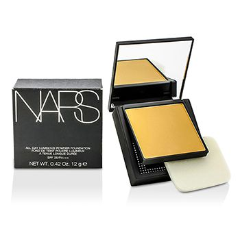 NARS All Day Luminous Powder Foundation SPF25 - Laponie (Light 6 Medium with yellow undertones)