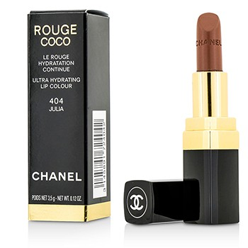 Chanel Rouge Coco Ultra Hydrating Lip Colour - # 404 Julia