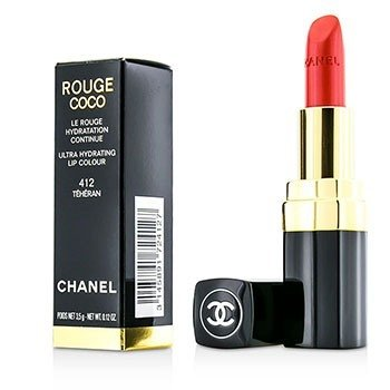 Chanel Rouge Coco Ultra Hydrating Lip Colour - # 412 Teheran