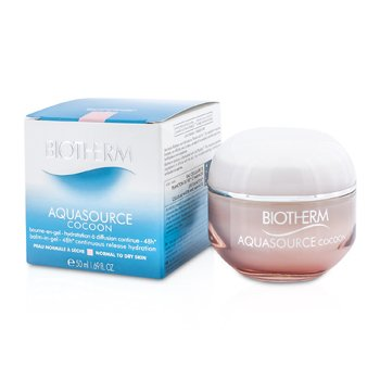 Biotherm Aquasource Cocoon Balm-In-Gel 48H Continuous Release Hydration (Normal to Dry Skin)