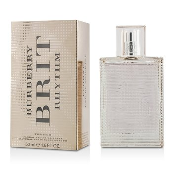 Burberry Brit Rhythm Floral Eau De Toilette Spray