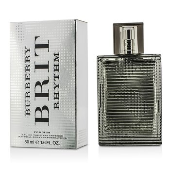 Burberry Brit Rhythm Intense Eau De Toilette Spray