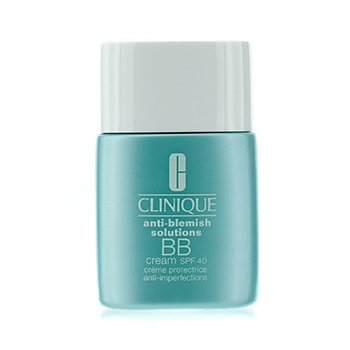 Clinique Anti-Blemish Solutions BB Cream SPF 40 - Light Medium (Combination Oily to Oily)
