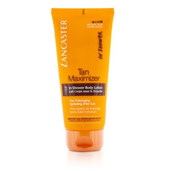 Lancaster Tan Maximizer In Shower Body Lotion