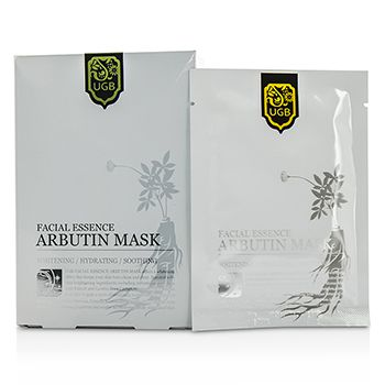 UGBang UGB Facial Essence Arbutin Mask