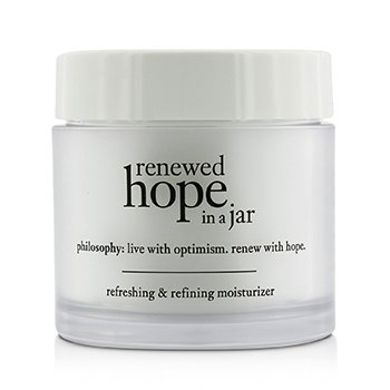 Philosophy Renewed Hope In A Jar All-Day Skin-Renewing Moisturizer