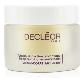 Decleor Deep Relaxing Sensorial Balm - For Face & Body (Salon Product)