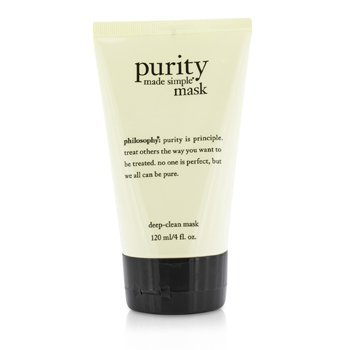 Philosophy Purity Made Simple Mask Deep-Clean Mask