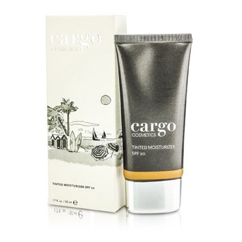 Cargo Tinted Moisturizer SPF20 - Honey