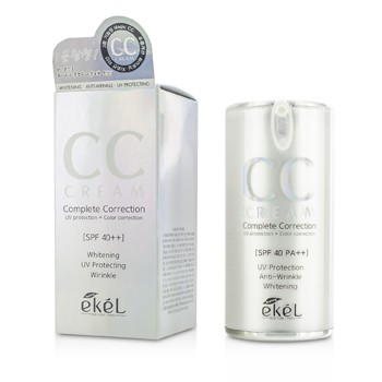 Ekel Complete Correction CC Cream SPF40++