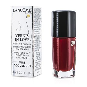 Lancome Vernis In Love Nail Polish - # 154M Miss Coquelicot