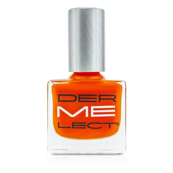 Dermelect ME Nail Lacquers - Head Turner (Brilliant Tangerine Cream)