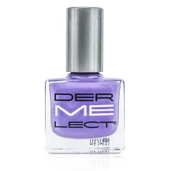 Dermelect ME Nail Lacquers - Luxurious (Rich Confident Lilac)