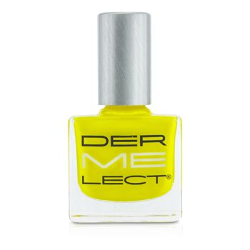 Dermelect ME Nail Lacquers - Buzz Worthy (Electric Lemon Creme)