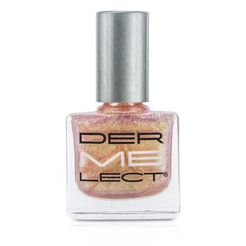 Dermelect ME Nail Lacquers - Spotlight (Warm Golden Peach Hologram)